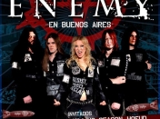 Arch Enemy Argentina 2012