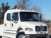 Freightliner Business Class M2 trucks service manual