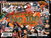 Top 100 cantantes heavy metal ( hit parader)