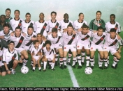 Vasco da gama, Real madrid, Olimpia