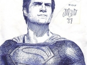 [Con lapicera Bic] Superman