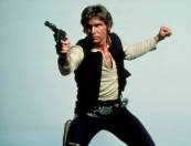 Harrison Ford podría interpretar a Han Solo