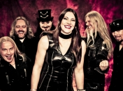 Nightwish anuncia a su nueva vocalista.