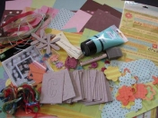 Materiales Básicos Para SCRAPBOOK