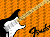 Wallpapers de guitarras Fender