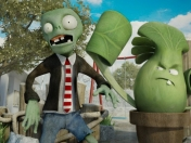 Mi Escena 3d - Plants vs Zombies GW