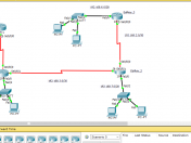 Red Tipo Bus En packet Tracer