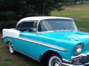 Conoce al Chevrolet Bel Air 1957