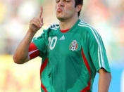 Cuauhtémoc Blanco in fraganti