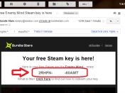 Keys Gratis para Steam | Enemy Mind
