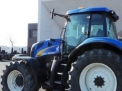 New Holland T8010 T8020 master tractor service manual