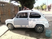 Fiat 600 Motor 1.6 Tipo
