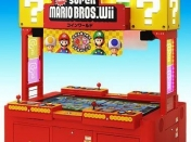Capcom: máquinas recreativas de New Super Mario Bros wii