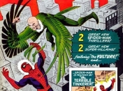 The Comic CA, Spiderman: Duelo a muerte con el Buitre
