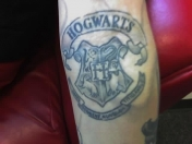 Top 10: Tatuajes de 'Harry Potter'