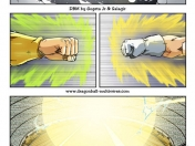 todas las historietas de dragon ball multiverse capitulo 1-4