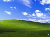 EL fondo de Windows Xp, hoy
