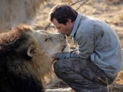 Kevin Richardson Jugando con los Leones - Fotos y Video