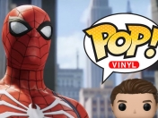Funko POP! lanzará estas figuras de Spider-Man (PS4)