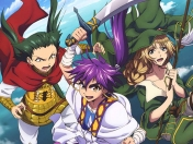 Magi-Adventure of Sinbad: Netflix agrega doblaje en Latino