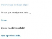 Trauma Face ( ._. ) Conoce a Clever bot