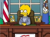 Los simpsons: Trump y Lisa 2020