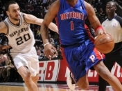 Tracy Mcgrady ficha por los Spurs de Manu