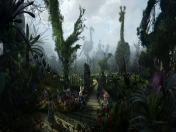 Clip Largo de Alice In Wonderland! de Tim Burton!