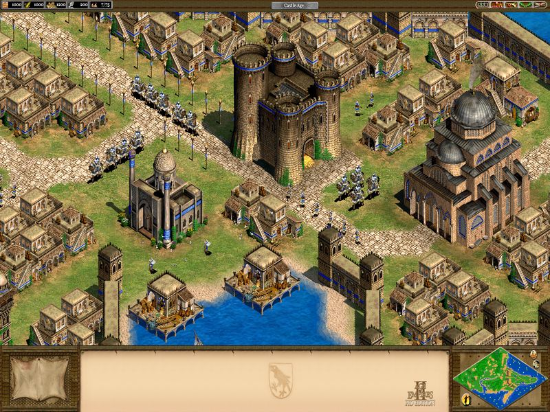 age of empires 2 matchmaking Age of empires 2 free download full version with crack & patch when talking about strategy games age of empires ii has to be one of some features as matchmaking.
