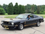 ford mustang II 1974 -1978
