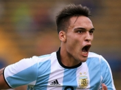Lautaro Martinez sigue intratable: Hizo 1 gol en la victoria
