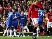 Chelsea 2 Manchester United 1