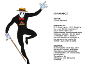 Dr. Paradox: webcomic de Quique Alcatena
