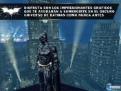 Análisis de The Dark Knight Rises para iPhone