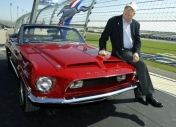 Fallece el legendario Carroll Shelby