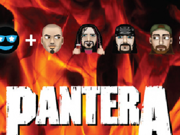 Pantera Official Emojis published in Imágenes