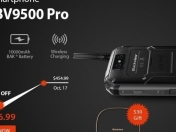 Blackview BV9500 Pro un rugerizado con  Walkie Talkie