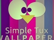 Simple Tux Wallpapers