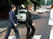 Paul McCartney reveló fotos inéditas de Abbey Road