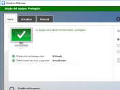 Windows defender es un buen antivirus?