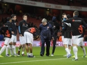 Arsenal FC Solidario.- Save the Children 26/11/11