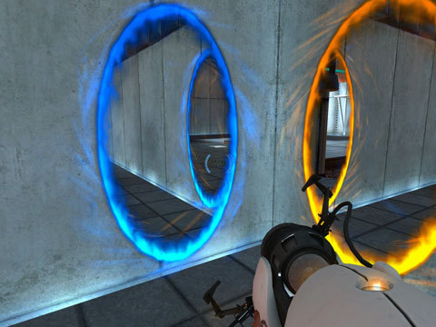 Portal: The Flash Version Hacked with Cheats at Hack2.com