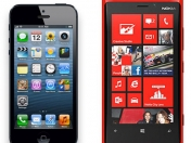 Comparativa, iPhone 5 vs Nokia Lumia 920 - Ficha Comparativa