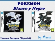 [NDS] Pokemon Blanco y Negro [EUR][ESP][Fix-Exp]
