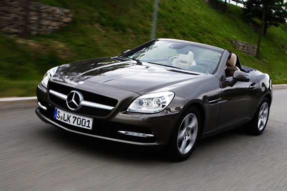 mercedes slk 200 a fondo autos y motos taringa. Black Bedroom Furniture Sets. Home Design Ideas