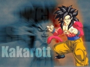 Wallpapers de Dragon Ball Z y GT