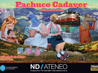 Pachuco Cadáver  vuelve al ruedo -info+download published in Info