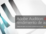 Adobe Audition CS5.5 Salido del horno!