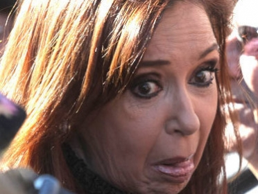 CFK:  ¡Trucha! published in Info