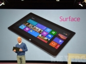 Microsoft presenta su Laptop/Tablet Microsoft Surface
